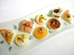 canapes aperitif apéritif aux canapés cuisine française gourmetpedia