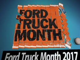 100 Truck Month When Is Ford 2017 Thestartupguideco