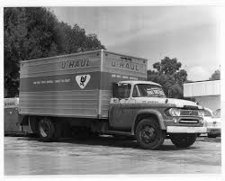 100 History Of Trucks The Very First UHaul My UHaul StoryMy UHaul Story