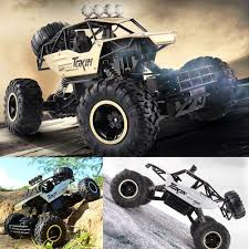 100 Monster Truck Remote Control 112 24G High Speed RC Off Road Car RTR Toy