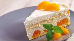 mandarinen käsesahnetorte