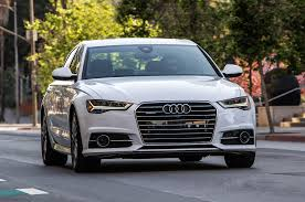 2016 Audi A6 Reviews and Rating