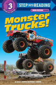 100 Monster Truck Shows 2014 Amazoncom S Step Into Reading 9780375862083