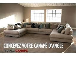 canapé d angle u grand canape en u dimensions canapac denver dangle lit t one co