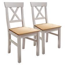 esszimmer stühle massivholz stühle milan massiv pinie nordica weiß gewachst