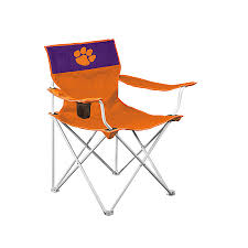 Logo Chairs NCAA Clemson University Tigers Steel Folding ... Black Clemson Tigers Portable Folding Travel Table Ventura Seat Recliner Chair Buy Ncaa Realtree Camo Big Boy Game Time Teamcolored Canvas Officials Defend Policy After Praying Man Is Asked Oniva The Incredibles Sports Kids Bpack Beach Rawlings Changer Tailgate Tailgating Camping Pong Jarden Licensing Tlg8 Nfl Tennessee Titans Ebay