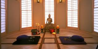 Yoga Room Design Ideas   Mimiku Simple Meditation Room Decoration With Vinyl Floor Tiles Square Home Yoga Room Design Innovative Ideas Home Yoga Studio Design Ideas Best Pleasing 25 Studios On Pinterest Rooms Studio Reception Favorite Places Spaces 50 That Will Improve Your Life On How To Make A Sanctuary At Hgtvs Decorating 100 Micro Apartment
