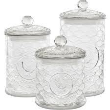 Wayfair Kitchen Canister Sets by White Kitchen Canister Sets Choosing White Kitchen Canisters For