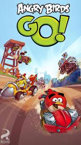 Angry Birds Go For IPhone IPad Screenshots