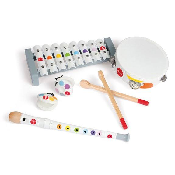 Janod Musical Instrument Set