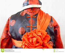 traditional chinese clothes royalty free stock photography image
