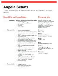 Examples Of Resumes For High School Students Awesome Resume Sample Graduate