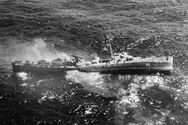 Pictures Of The Uss Maine Sinking by World War Ii Veteran Who Survived 2 Ship Sinkings Shares Story