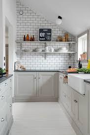 mur de cuisine la cuisine grise plutôt oui ou plutôt non kitchens bars and