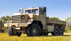 100 Military Surplus Trucks For Sale On CommercialTruckTradercom