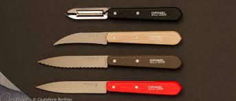 couteau cuisine opinel coffret de couteaux de cuisine opinel les essentiels loft couteau