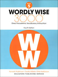 Wordly Wise 3000 4th Ed Book 5 Nav