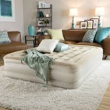 Serta Air Mattress With Headboard by Serta Raised Queen Airbed With Insta Iii Ac Pump Free Shipping