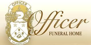 officer funeral home logo