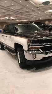 A Cheyenne Wrapped Silverado : Trucks