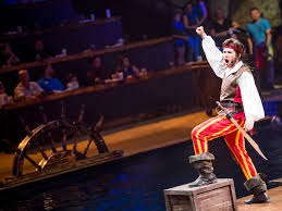 Scenes From Dolly Parton's New Pirates Voyage Dinner & Show In Pigeon Forge