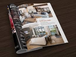 100 Modern Homes Magazine Rustic Ad Aspen By Chris Whalen On Dribbble