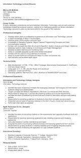 Fresher Lecturer Resume Format Professor Assistant For Science Doc Sample