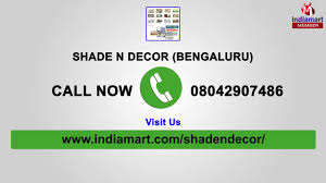 Motorized Curtain Track Manufacturers by Roller Blind And Motorized Curtain By Shade N Decor Bengaluru