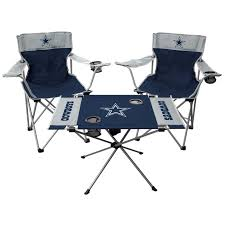 Dallas Cowboys Rawlings Tailgate Table & Chairs Set - No Size Hardwood Rocking Chair Michigan State Girls Toddler Navy Dallas Cowboys Cheer Vneck Tshirt And Blue Black Gaming With Builtin Bluetooth Premium Bungee Classic Americana Style Windsor Rocker White Baltimore Ravens Big Daddy Purple Composite Adirondack Deck Video 16 Adirondack Chairs Dallas Patio Fniture Ideas Oversized Table Lamp