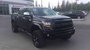 2015 Tough Toyota Trucks Custom