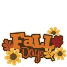 Happy fall image clipart Wel e Fall Cliparts