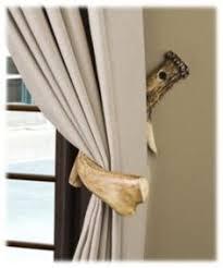 Deer Antler Curtain Rod Bracket by Antler Curtain Rod Brackets Set Of 2 Stuff I Want To Make