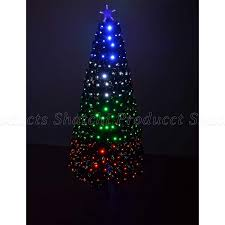 Pull Up Christmas Tree With Lights Stunning 46 Pre Lit Led