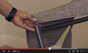 replace sling chair replacement tropitone