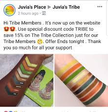 Juvias Place Coupon Code Ulta Juvias Place The Nubian Palette 1050 Reg 20 Blush Launched And You Need Them Musings Of 30 Off Sitewide Addtl 10 With Code 25 Off Sitewide Code Empress Muaontcheap Saharan Swatches And Discount Pre Order Juvias Place Douce Masquerade Mini Eyeshadow Review New Juvia S Warrior Ii Tribe 9 Colors Eye Shadow Shimmer Matte Easy To Wear Eyeshadow Afrique Overview For Butydealsbff
