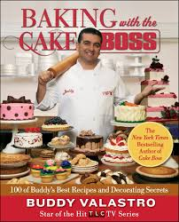 Cake Decorating Books For Beginners by Baking With The Cake Boss Book By Buddy Valastro Official