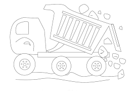 Dump Truck Coloring Pages - Coloringsuite.com Dump Truck Coloring Pages Loringsuitecom Great Mack Truck Coloring Pages With Dump Sheets Garbage Page 34 For Of Snow Plow On Kids Play Color Simple Page For Toddlers Transportation Fire Free Printable 30 Coloringstar Me Cool Kids Drawn Pencil And In Color Drawn