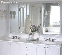 Houzz Bathroom Vanity Knobs by Master Bathroom Makeover U2013 Lemons To Lovelys