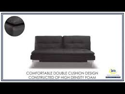 Serta Dream Convertible Sofa by Serta Dream Convertible Valencia Bonded Leather Java Sofa Bed From