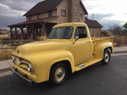 100 F100 Ford Truck 1955 Pickup Pickup Restored Stock For Sale In PARKER CO 24000