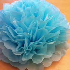 DIY Giant Tissue Paper Flowers Tutorial 2 For 100 Make Beautiful Birthday Party Decorations Step 9