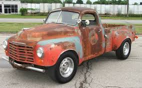 100 All Wheel Drive Trucks And Hemi Power 1950 Studebaker Pickup