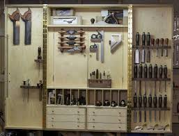 Tool Cabinet From Fine Woodworking