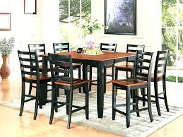 Counter Level Dining Sets Tall Room Rugs