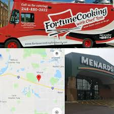 100 Menards Truck Tomorrow Is Our First Day At In Fortune Cooking Food