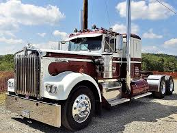 100 Awesome Semi Trucks Beautiful Kenworth W900A Truck I Want It Love Big