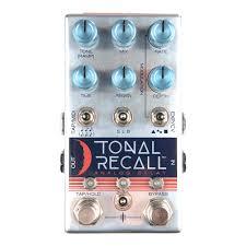 Smashing Pumpkins Rocket Bass Tab by Chase Bliss Audio Tonal Recall Analog Delay Tonal Recall Audio