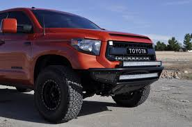 THROTTLE Front Bumper - 2014+ Toyota Tundra - 221514-91-05-MS ... Composite Bumpers For Toyota Tundra 072018 4x4 2014 Up Honeybadger Rear Bumper W Backup Sensor 3rd Gen Truck Post Your Pictures Of Non Tubular Custom Frontrear How To Tacoma Front Removal New 2018 4 Door Pickup In Brockville On 10201 Front Bumper 2016 Proline 4wd Equipment Miami Bodyarmor4x4com Off Road Vehicle Accsories Bumpers Roof Buy Addoffroad Ranch Hand Accsories Protect Weld It Yourself 072013 Move Diy 2015 Homemade And Bumperstoyota Youtube