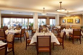 Ahwahnee Dining Room Menu by Independent And Assisted Living Projects Warner Design Associates
