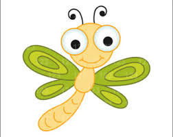 Cute cartoon dragonfly clipart free clip art images image 8